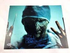 Robert Englund SIGNED Freddy Krueger Autograph 11x14 Photo BAS Nightmare on Elm