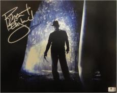Robert Englund Autographed 11X14 Photo Freddie Nightmare Elm Street GA774712