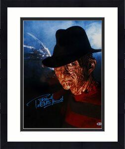 Robert Englund Autographed Elm Street Freddy Krueger 16x20 Photo- Beckett Auth