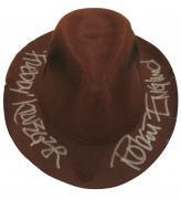 "Robert Englund ""Freddy Krueger"" Signed Fedora Hat"