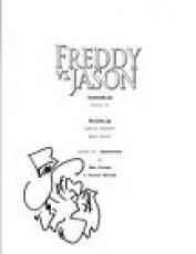 Robert Englund FREDDY VS JASON Movie Script w/ Hand Drawn SKETCH COA VD