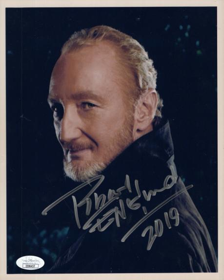 ROBERT ENGLUND HAND SIGNED 8x10 COLOR PHOTO+COA          FREDDY KRUEGER ACTOR