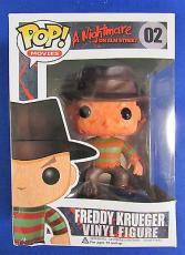 Robert Englund Signed Auto Autograph Funko Pop Freddy Krueger PSA/DNA