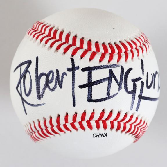 Robert Englund Signed Baseball A Nightmare on Elm Street – COA JSA