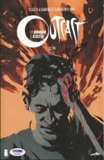 Robert Kirkman OUTCAST Signed Comic Book #1 *RARE* PSA/DNA COA NOT CGC 9.8