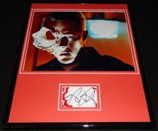Robert Patrick Signed Framed 11x14 Photo Poster Display Terminator T2 T-1000