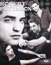 Robert Pattinson Signed 11x14 Photo Twilight Edward Cullen Psa/dna Coa U27045