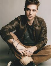 Robert Pattinson Signed 8x10 Photo Twilight Autograph Edward Cullen Coa B