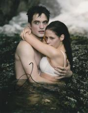 Robert Pattinson Signed 8x10 Photo Twilight Autograph Edward Cullen Coa C