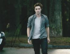 Robert Pattinson Signed 8x10 Photo Twilight Autograph Edward Cullen Coa G