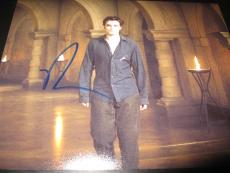 ROBERT PATTINSON SIGNED AUTOGRAPH 8x10 PHOTO TWILIGHT PROMO EDWARD RARE COA NY L