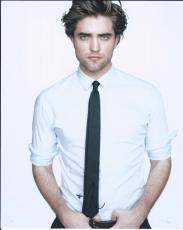 Robert Pattinson Signed Autographed 8x10 Photo Twilight Sexy Star Flawless B