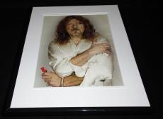 Robert Plant 2012 Framed 11x14 Photo Display Led Zeppelin