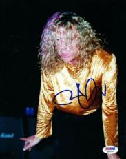 Robert Plant Autographed Signed 8x10 Photo Led Zeppelin PSA/DNA #Q90592