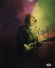 ROBERT SMITH SIGNED THE CURE 11x14 PHOTO AUTOGRAPH PSA/DNA COA #2