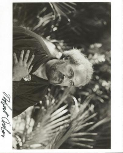 Robert Trebor Signed 8x10 Photo Xena Hercules