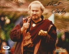 Robert Trebor Signed Hercules 8x10 Photo PSA/DNA COA The Legendary Journeys Xena