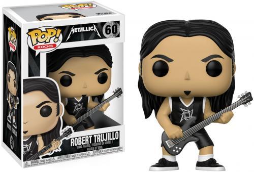 Robert Trujillo Metallica #60 Funko Pop!