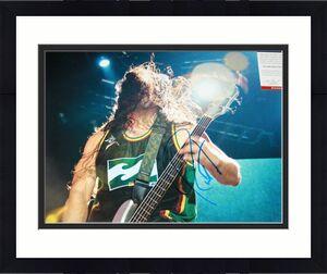 Robert Trujillo signed 11 x 14, Metallica, Suicidal Tendencies, PSA/DNA Y38954