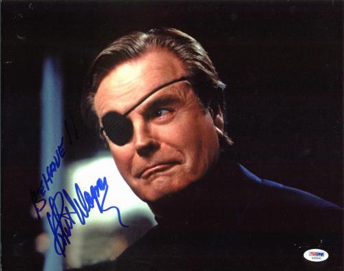 Robert Wagner Austin Powers Signed 11X14 Photo PSA/DNA #S33541