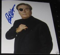 "Robert Wagner Signed Auto ""austin Powers"" 8x10 Photo B"
