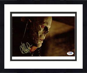 Robin Atkin Downes The Strain Signed 8X10 Photo PSA/DNA #AC45142