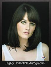 Robin Tunney Signed 11x14 Photo Autograph Psa Dna Coa The Mentalist