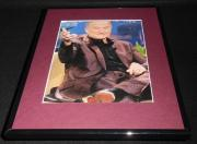 Robin Williams 2013 Framed 11x14 Photo Display