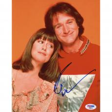 "Robin Williams Autographed 8"" x 10"" Mork & Mindy Photograph - PSA"