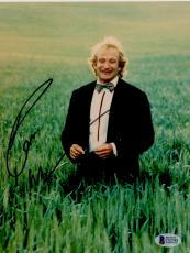 "Robin Williams Autographed 8""x 10"" Toys in Grass Field Photograph - BAS COA"