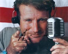 Robin Williams autographed 8x10 photo (Good Morning Vietnam) Image #SC1