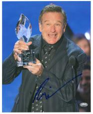 Robin Williams Autographed 8x10 Photo - SM HOLO
