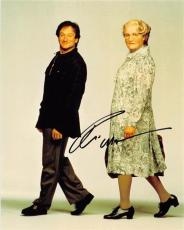 Robin Williams autographed photo 8x10 (Mrs Doubtfire) Image #SC21