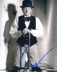 Robin Williams Autographed Signed 8x10 b&w Photo UACC RD AFTAL COA