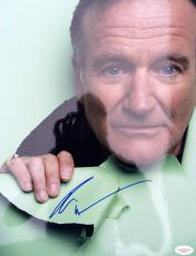 "Robin Williams "" Flubber "" Signed 11x14 Photo JSA"