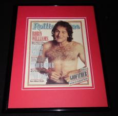 Robin Williams Framed August 23 1979 Rolling Stone 11x14 Cover Display Mork