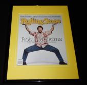 Robin Williams Framed February 25 1988 Rolling Stone 11x14 Cover Display