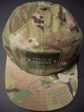 """Robin Williams """"good Morning Vietnam"""" Signed Autographed Hat Off To Heroes Coa"""