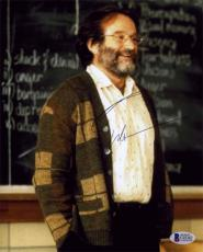 Robin Williams Good Will Hunting Autographed Signed 8x10 Photo Beckett BAS COA