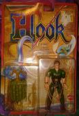 Robin Williams Hook Movie Signed Autographed Peter Pan Action Figure Nib W/coa