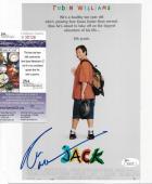 Robin Williams Jack Movie Movie Signed Autographed 8x10 Photo Jsa Coa #v30126