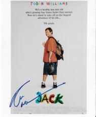 "Robin Williams ""jack"" Movie Signed Autographed 8x10 Photo W/coa Authentic Rare"