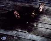 Robin Williams Jumanji Autographed Signed 8x10 Photo Authentic Beckett BAS COA