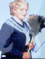 "Robin Williams "" Mrs Doubtfire "" Signed 11x14 Photo JSA"