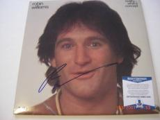 Robin Williams Reality What A Concept Beckett/coa Signed Lp Record Album