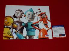 ROBIN WILLIAMS robots signed PSA/DNA 8x10 photo RIP proof 6