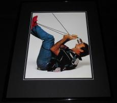 Robin Williams Screaming 1988 Framed 11x14 Photo Poster