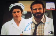 Robin Williams signed 11x14, Awakenings, Mrs. Doubtfire, Jumanji, Proof, PSA/DNA