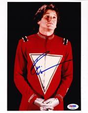 Robin Williams Signed 8x10 Photo Authentic Autograph Psa/dna Coa B