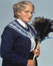 Robin Williams Signed 8x10 Photo Autograph Mrs. Doubtfire Comic Legend Coa H